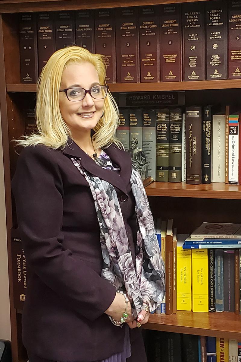 Kimberly Ball, JD